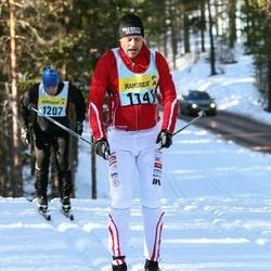 Skiing 90 km - Anders Frelin (11477)