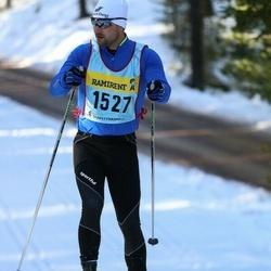 Skiing 90 km - Daniel Eriksson (15277)