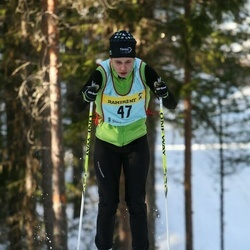 Skiing 90 km - Adam Rudolfsson (477)