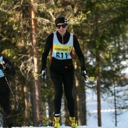 Skiing 90 km - Helena Andersson (6117)