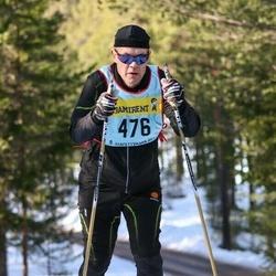 Skiing 90 km - Börje Hellman (4767)