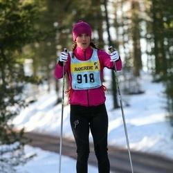 Skiing 90 km - Kerstin Pettersson (9187)