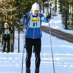 Skiing 90 km - Ellef Strand (817)