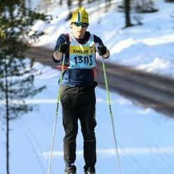 Skiing 90 km - Johan Lundblad (13057)