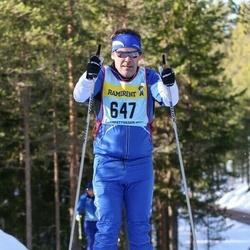 Skiing 90 km - Jan-Ola Silver (6477)