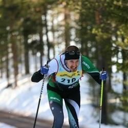 Skiing 90 km - Niclas Hammar (2187)