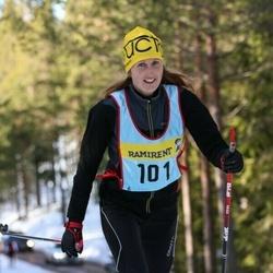 Skiing 90 km - Karin Måhlstedt (1017)