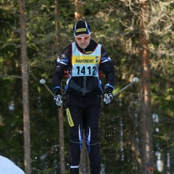Skiing 90 km - Pål Peterson (14127)