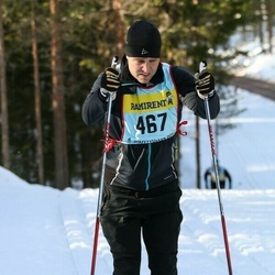 Skiing 90 km - Fredrik Vilhelmsson (4677)