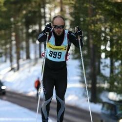 Skiing 90 km - Fredrik Hedlund (9997)