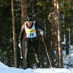Skiing 90 km - Björn Sprängare (3707)