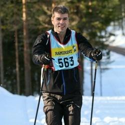 Skiing 90 km - Mats Hilmersson (5637)