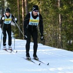 Skiing 90 km - Christoffer Essen Larsson (13247)
