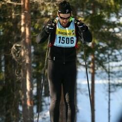 Skiing 90 km - Stefan Pfefferle (15067)