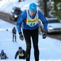 Skiing 90 km - Christer Jonsson (597)