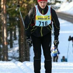 Skiing 90 km - Terje Pedersen (7167)
