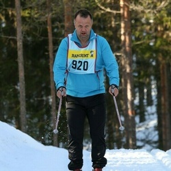 Skiing 90 km - Lars Persson (9207)