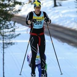 Skiing 90 km - Alexander Eliasson (9057)