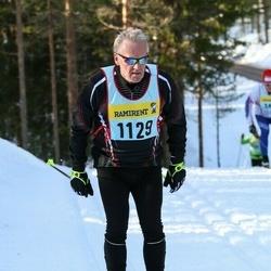 Skiing 90 km - Christer Busk (11297)
