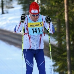 Skiing 90 km - Anders Fröidstedt (1417)
