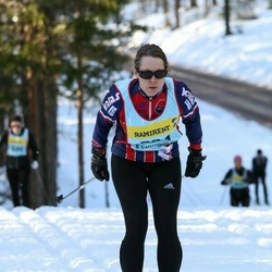 Skiing 90 km - Hillevi Eriksson (7217)