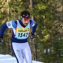 Skiing 90 km - Magnus Sohlberg (13427)