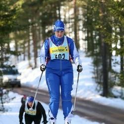 Skiing 90 km - Maria Hällgren (3027)