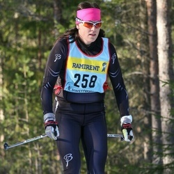 Skiing 90 km - Therese Söderholm (2587)