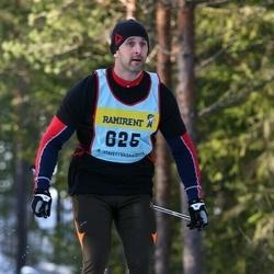 Skiing 90 km - Alex Karlsson (6257)