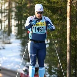 Skiing 90 km - Lars Dahlberg (14817)