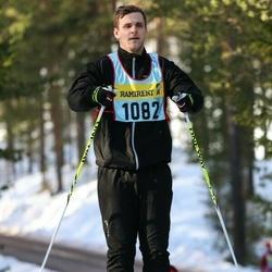 Skiing 90 km - Pär Bryntesson (10827)