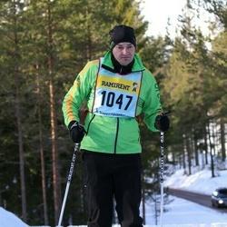 Skiing 90 km - Jörg Siebald (10477)