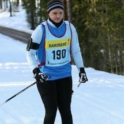 Skiing 90 km - Josefin Wirf (1907)