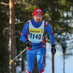 Skiing 90 km - Johan Vilhelmsson (11407)