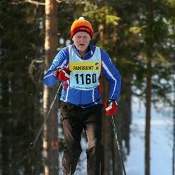 Skiing 90 km - Mats Englund (11607)