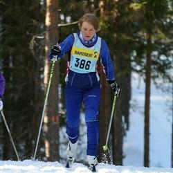 Skiing 90 km - Inger Schön (3867)