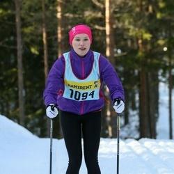 Skiing 90 km - Emelie Vestman (10947)