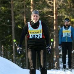 Skiing 90 km - Fredrik Palmgren (13227)