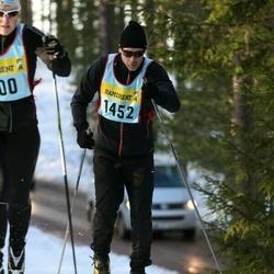 Skiing 90 km - Niklas Sjödin (14527)