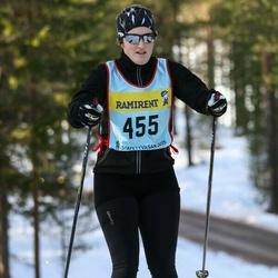 Skiing 90 km - Charlotta Warnhammar (4557)