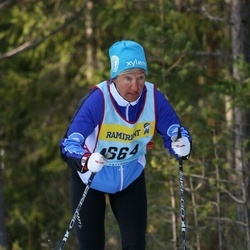 Skiing 90 km - Camilla Bäckström (6647)