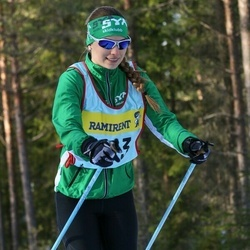 Skiing 90 km - Camilla Forsman (1837)