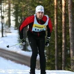 Skiing 90 km - Jonas Nilhammer (11417)