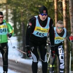 Skiing 90 km - Erik Göhte (4957)