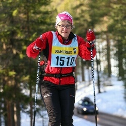 Skiing 90 km - Carin Ohlsson (15107)