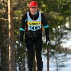 Skiing 90 km - Helen Johansson (14497)