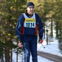 Skiing 90 km - Anders Thell (10147)
