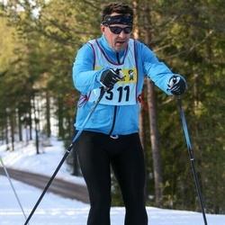 Skiing 90 km - Göran Johnsson (13117)