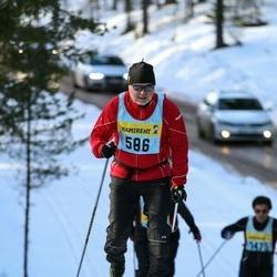 Skiing 90 km - Janne Söderblom (5867)