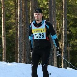 Skiing 90 km - Fred Niemelä (10297)